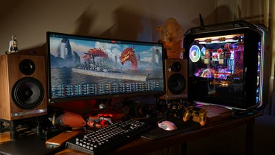 Best gaming monitor to level up your gear