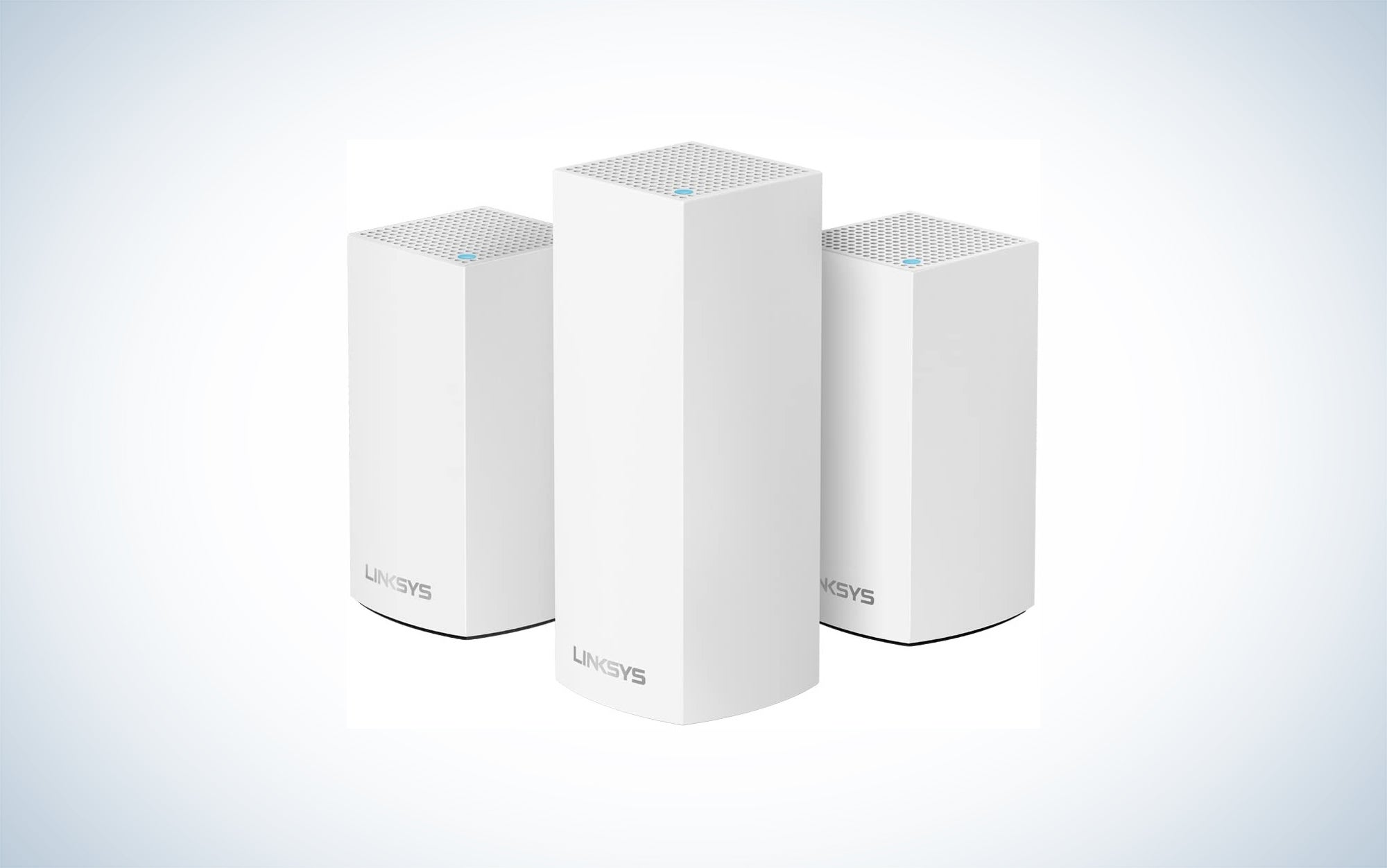 Linksys WHW0203 Velop Home Mesh Wi-Fi System Bundle