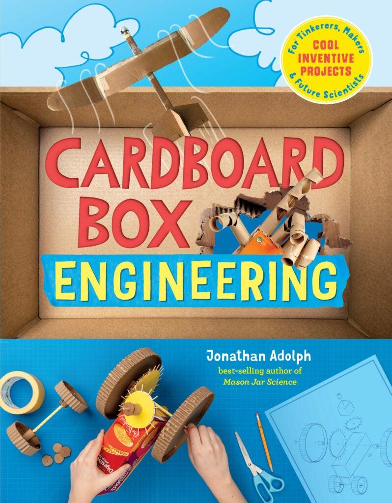 Cardboard Box Engineering cover