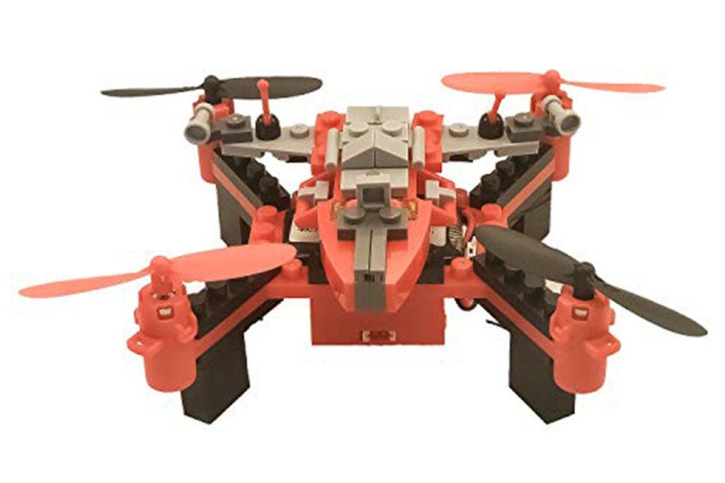DIY Building Block Fly & Drive Drone
