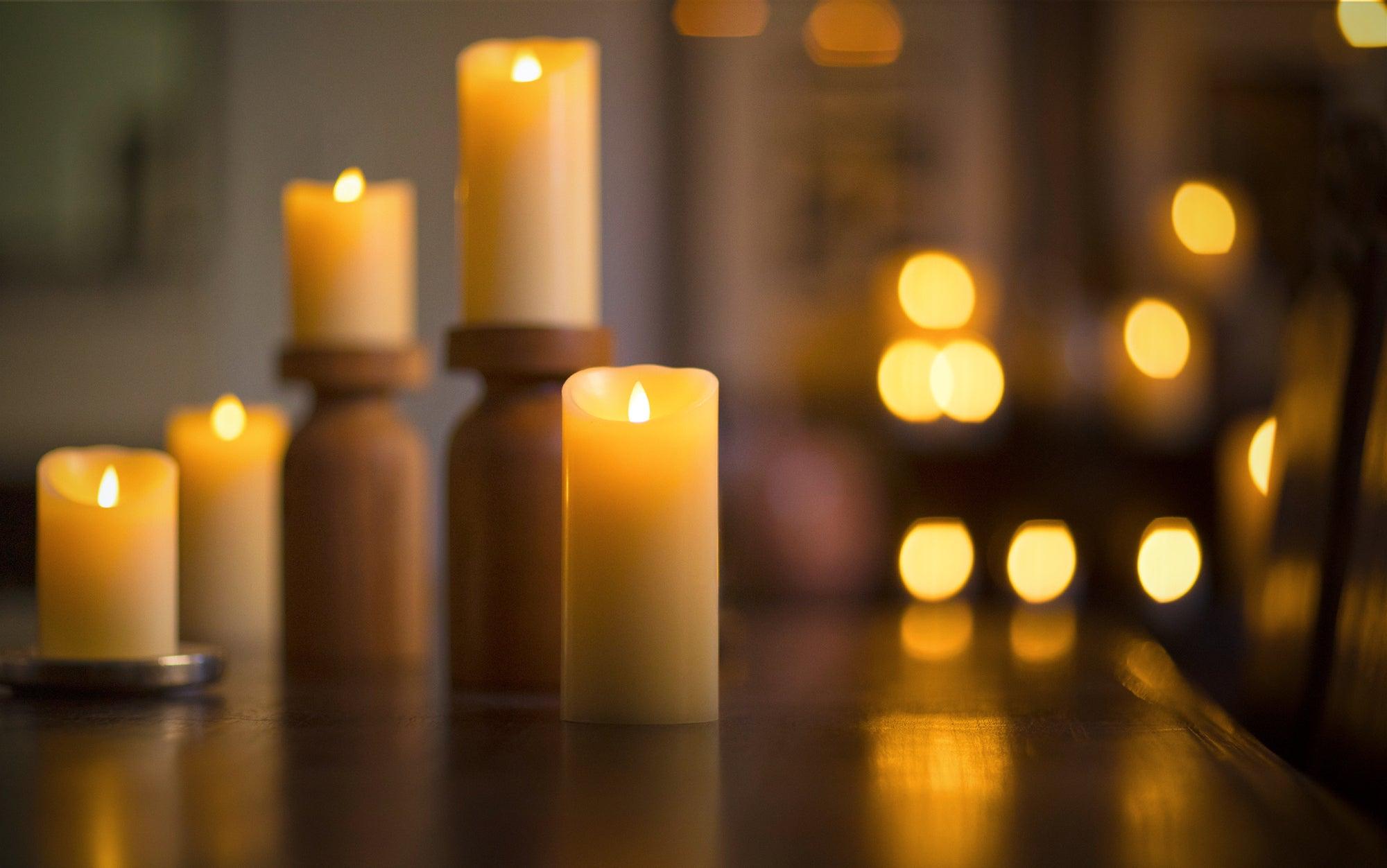 Luminara Flameless Candle Set