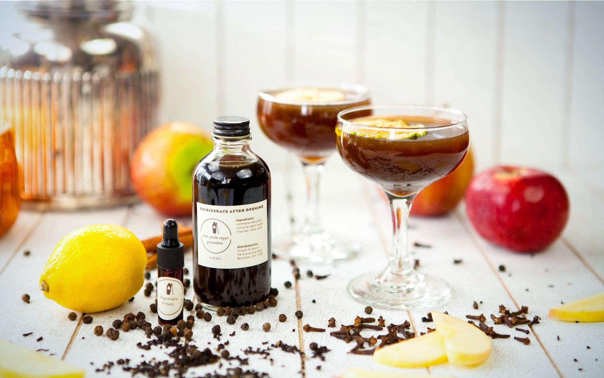 Shaker & Spoon cocktail club