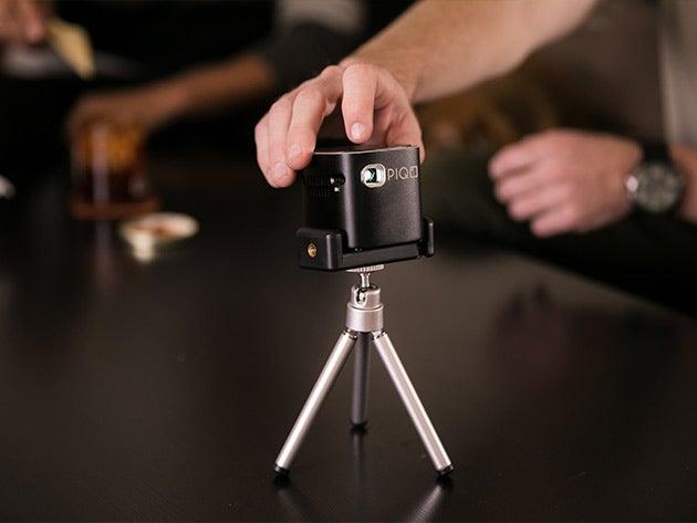PIQO Powerful 1080p Mini Projector