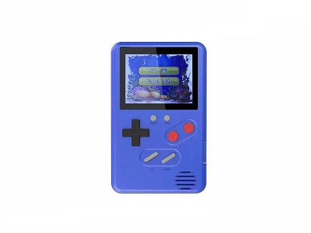 Ultra-Slim 500-Game Retro Gaming Device