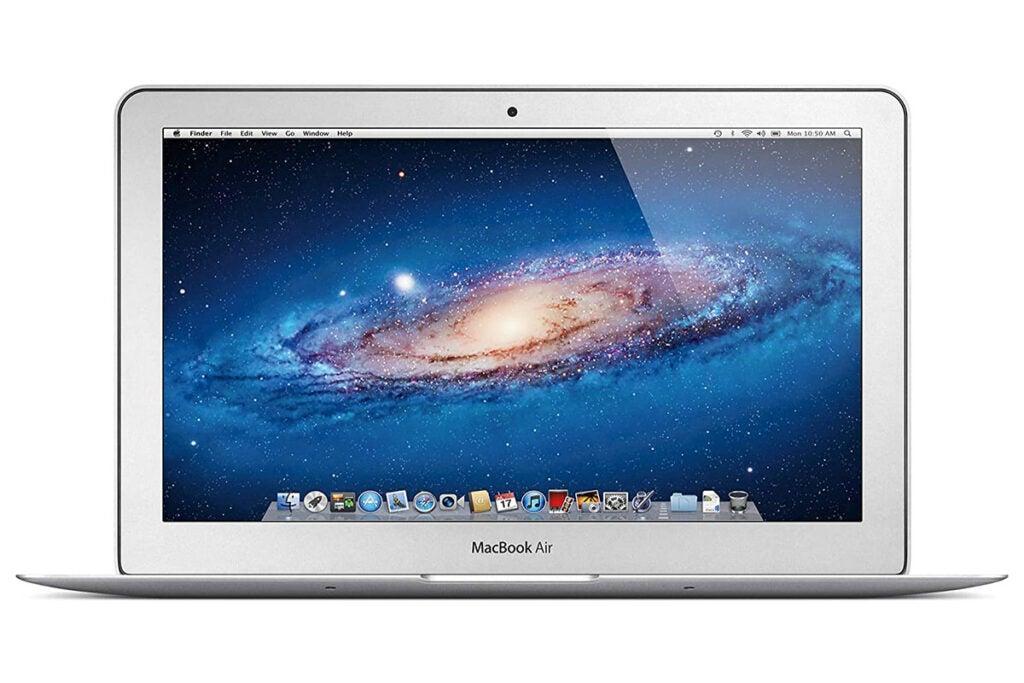 Apple MacBook Air 13.3″ Core i5, 128GB SSD (Refurbished)