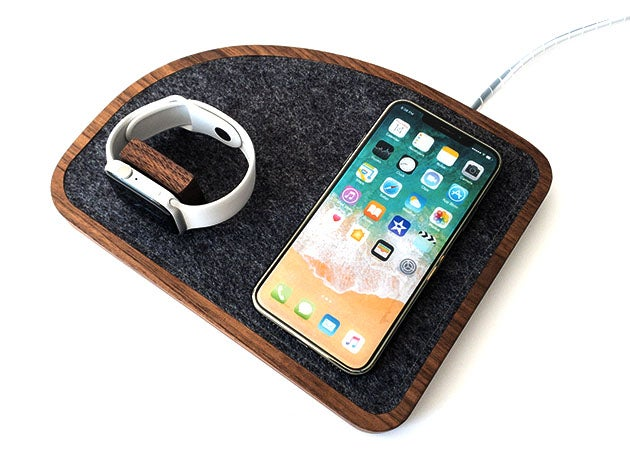 Docking Station for iPhone & Apple Watch