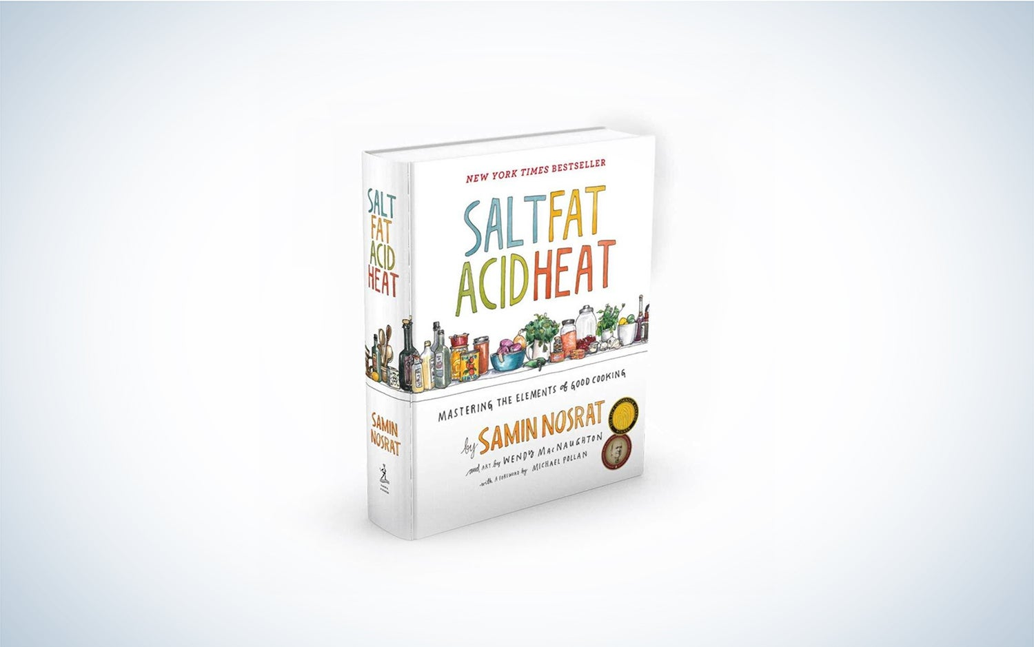Salt, Fat, Acid, Heat: Mastering the Elements of Good Cooking ($20.98