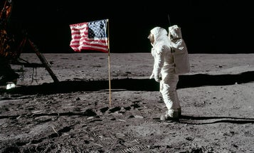 Imagine traveling to the moon only to realize you're allergic to it. One astronaut did.