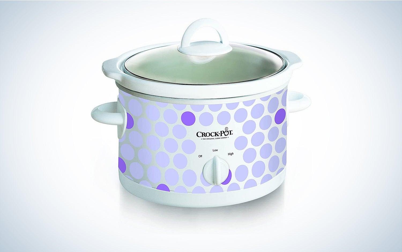 Crock Pot 2-1/2-Quart Slow Cooker ($24.99)