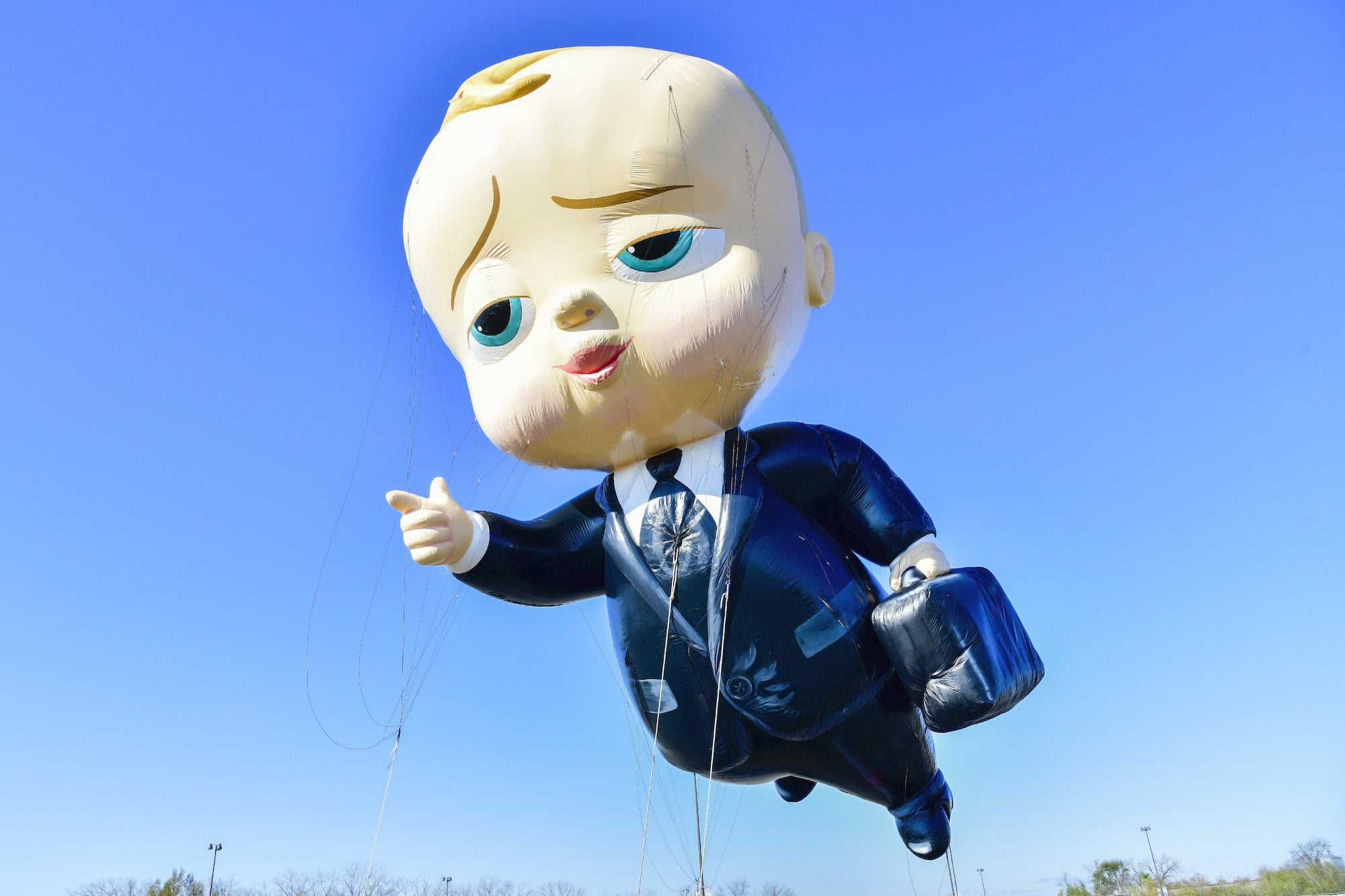 Boss Baby Thanksgiving Day Parade