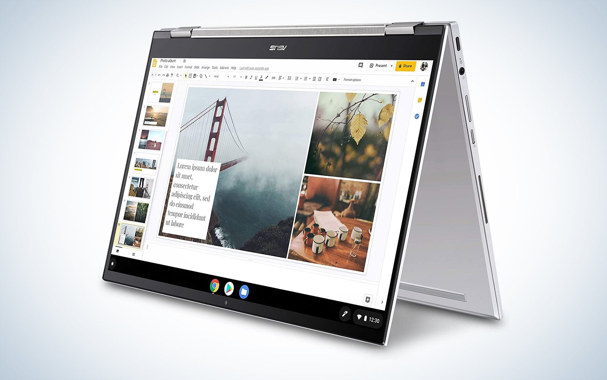 Are Chromebooks good? The ASUS Chromebook Flip C436 2-in-1 Laptop is one of the best.