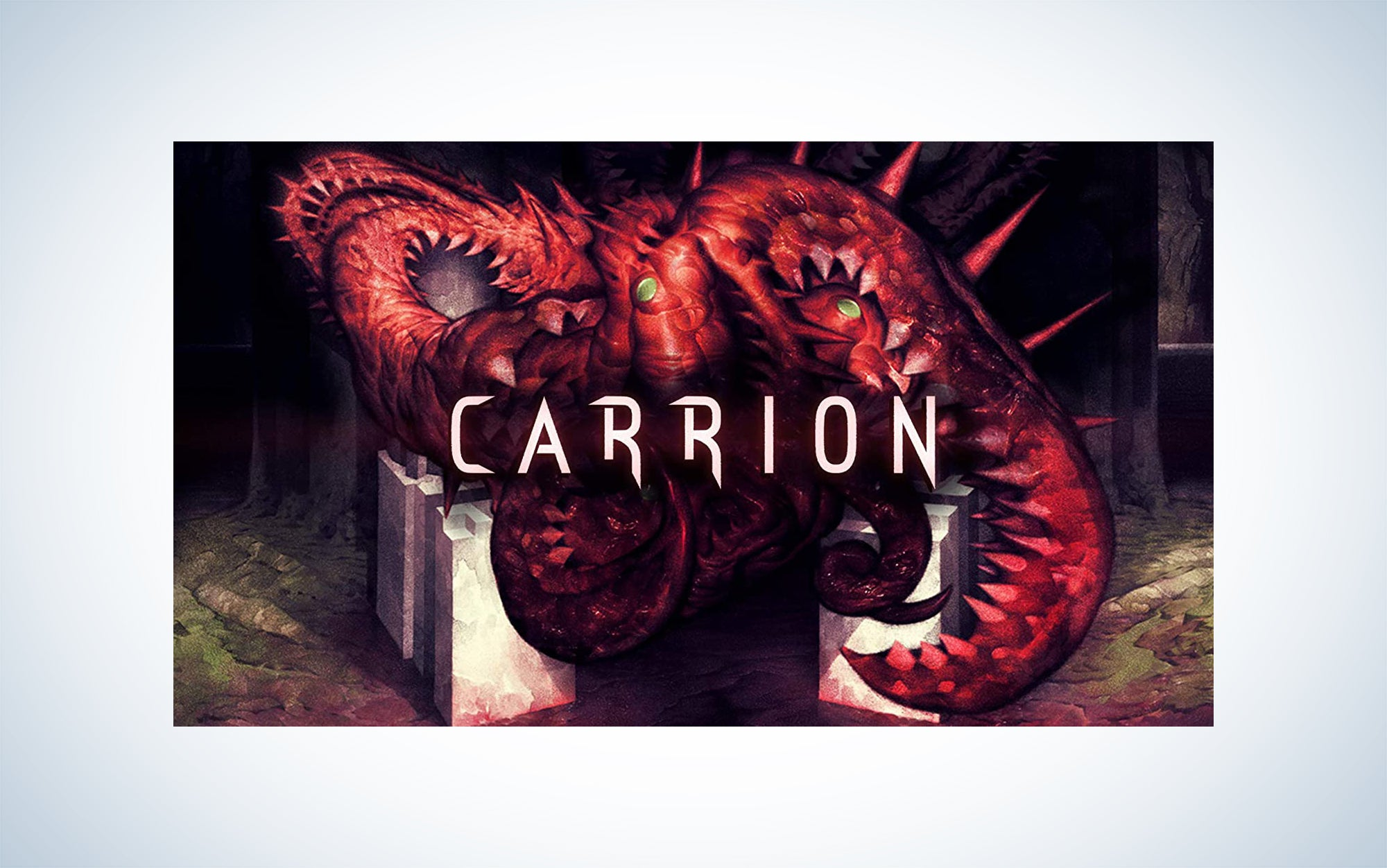 Carrion is one of the best Nintendo Switch games for adults.