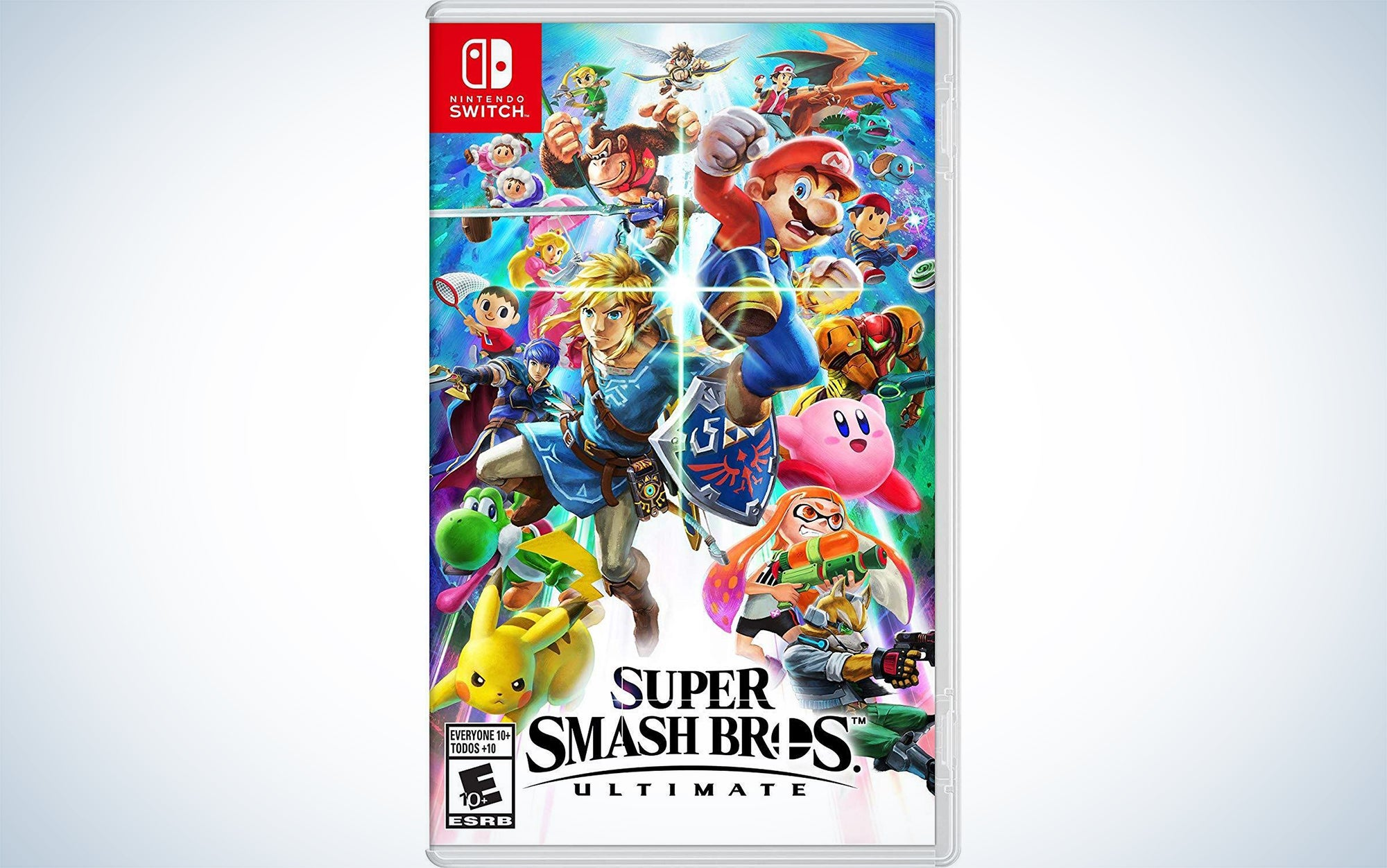Super Smash Bros. Ultimate is a great game to play on the Nintendo Switch console.