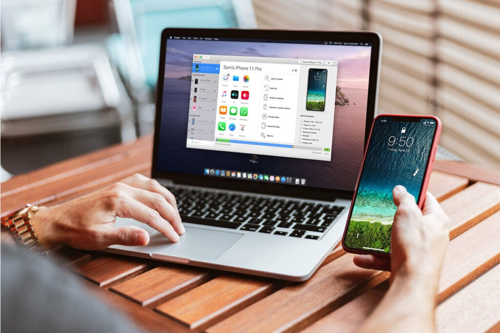 Get the iMazing iOS Device Manager