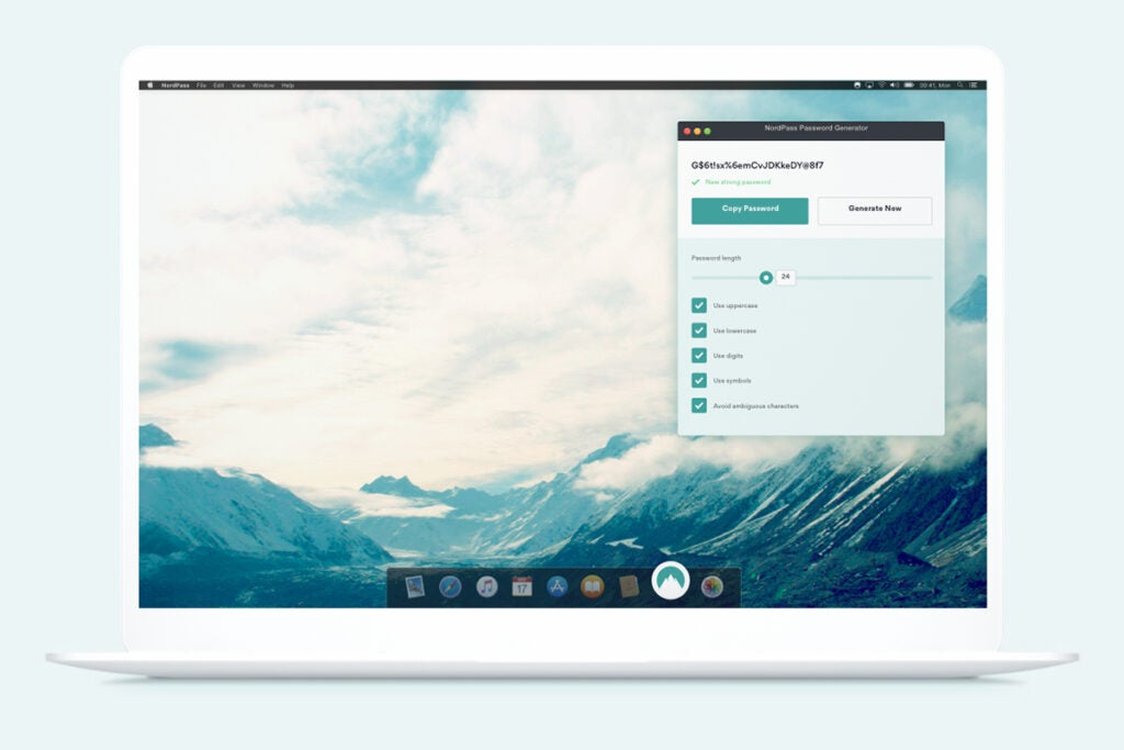 Get the NordPass Password Manager: 1-Yr Subscription