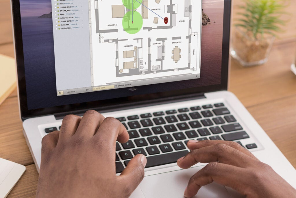 Get the NetSpot Home Wi-Fi Analyzer: Lifetime Upgrades