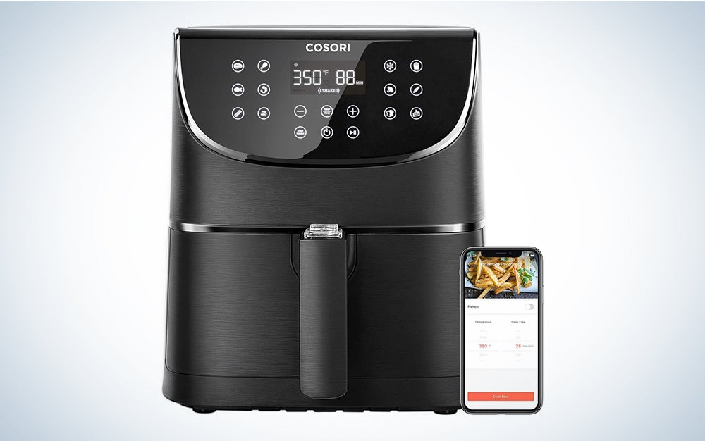 COSORI Smart WiFi Air Fryer is one of the best kitchen appliances.
