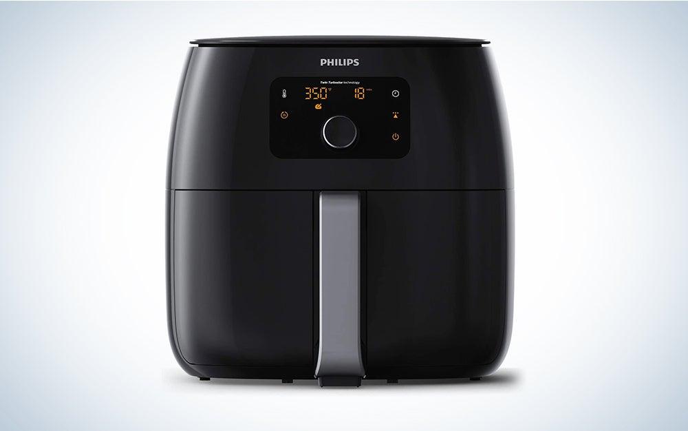 Philips Kitchen Appliances Digital Twin TurboStar Airfryer XXL is a top air fryer oven.