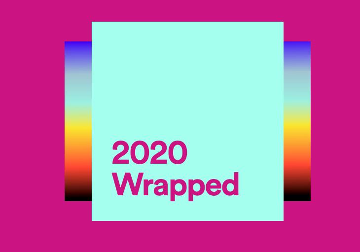 Spotify Wrapped 2020 playlists