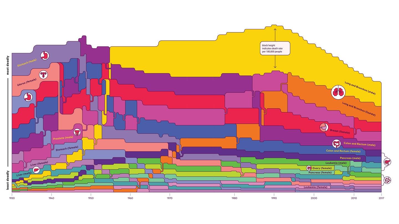 cancer evolution chart