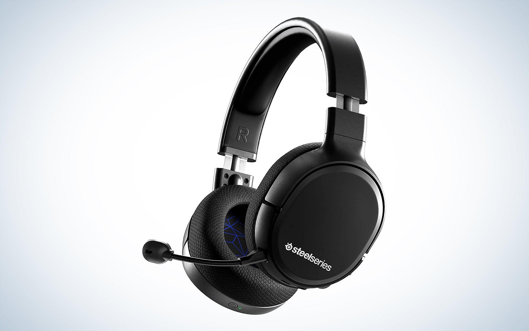 SteelSeries Arctis 1 Wireless Gaming Headset is one of the best wireless gaming headsets on the market.