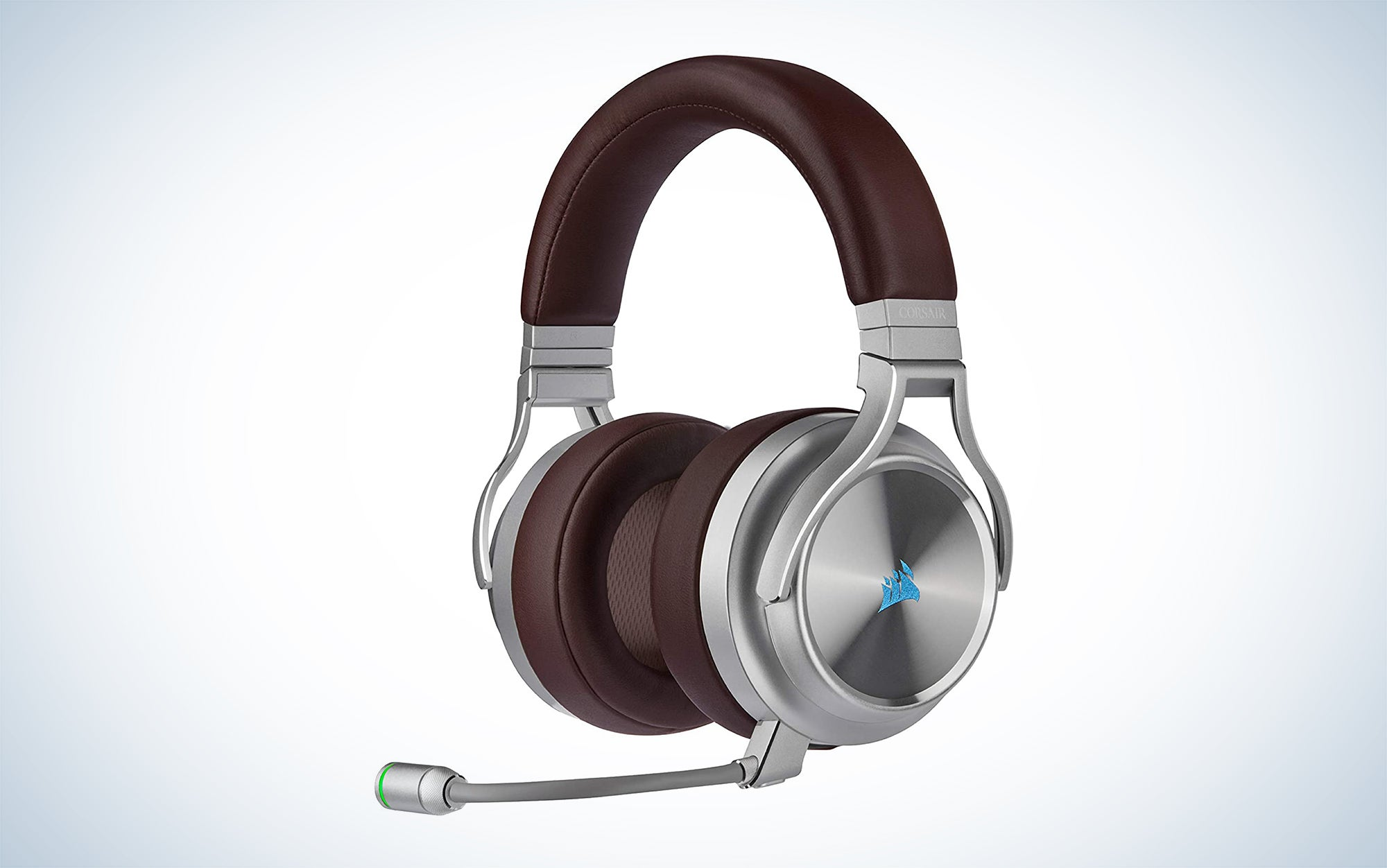 Corsair Virtuoso RGB Wireless SE Gaming Headset is the best gaming headset microphone.