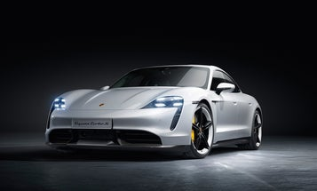 With the all-new Taycan, Porsche bets big on electric—and sees unparalleled results