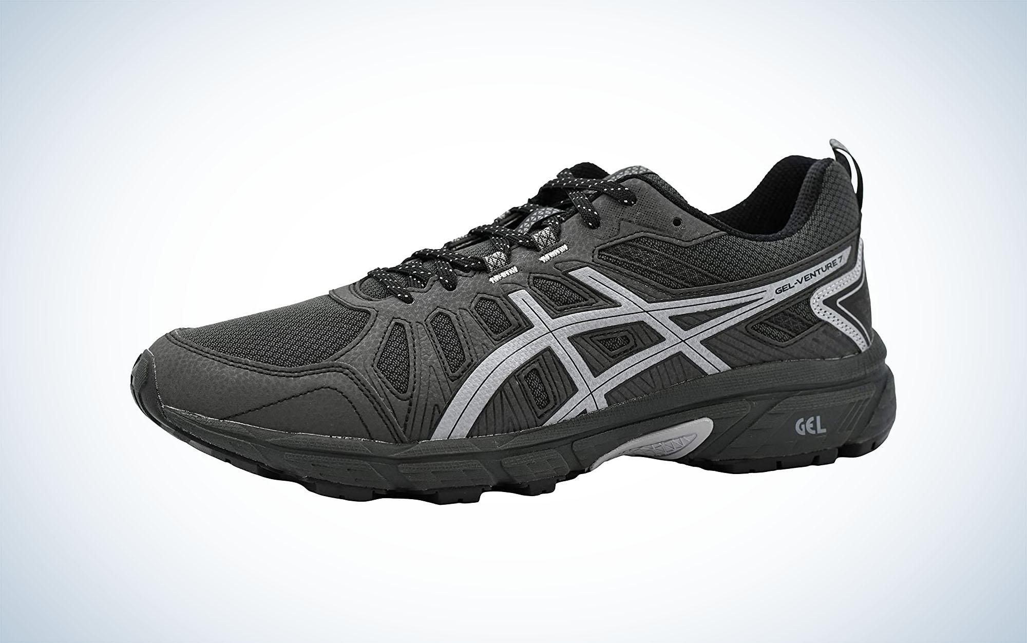 ASICS Men's Gel-Venture 7 Trail Running Shoes are some of the best ASICS running shoes for men.