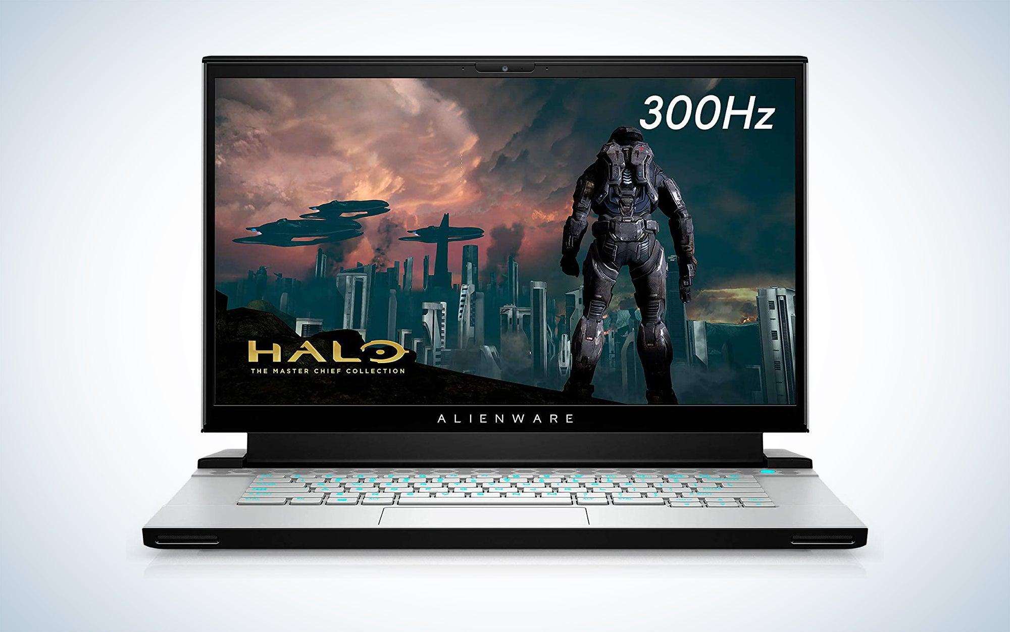 Buy the Alienware m15 15.6-inch FHD Gaming Laptop, one of the best gaming laptops for storage capacity.