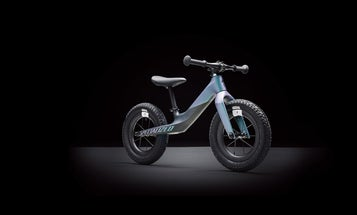 With no pedals, Specialized's ultralight kid's bike makes learning to ride easy