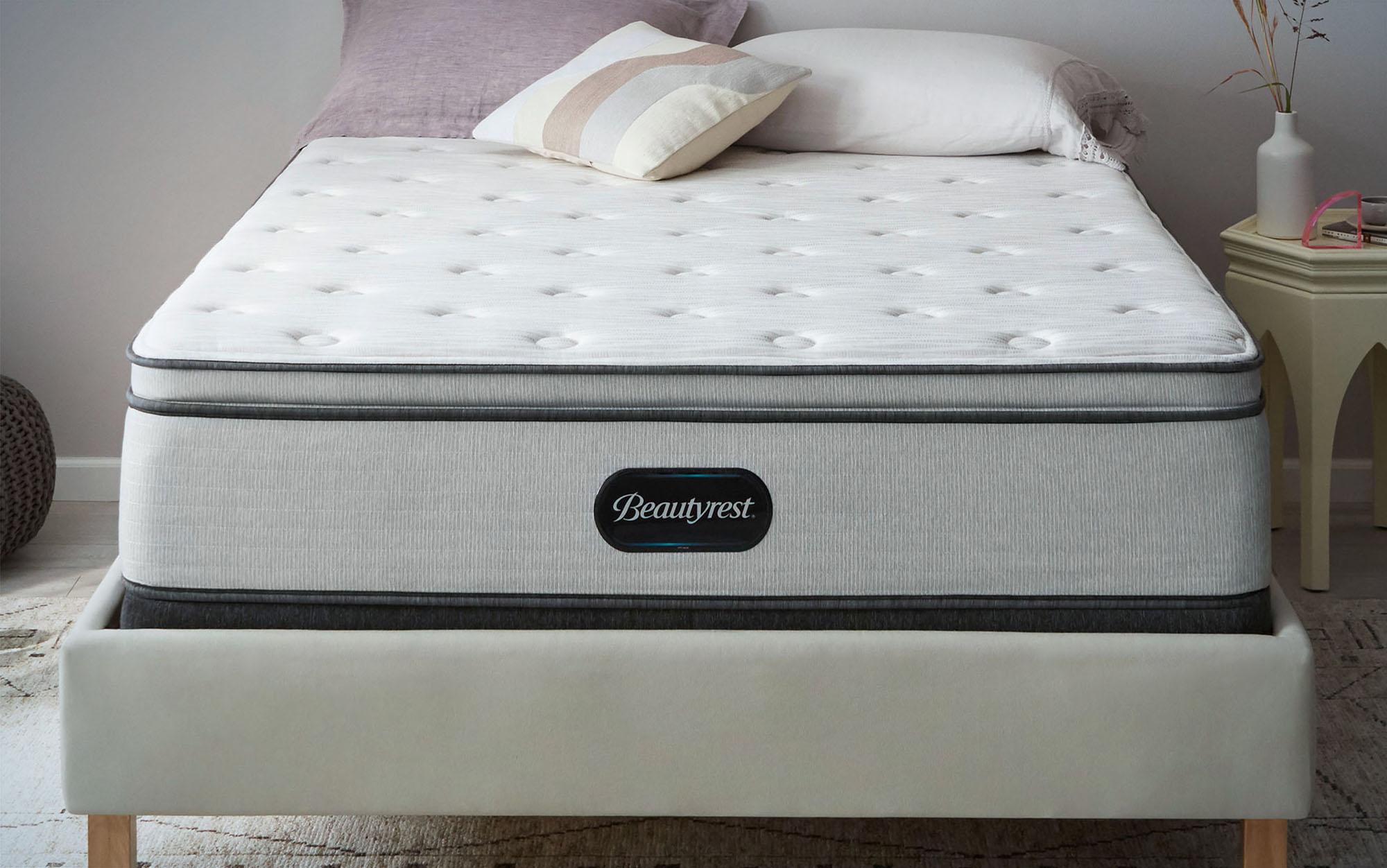 """Beautyrest 13.5"""" Premier Dual Cool Technology Pillowtop Mattress"""