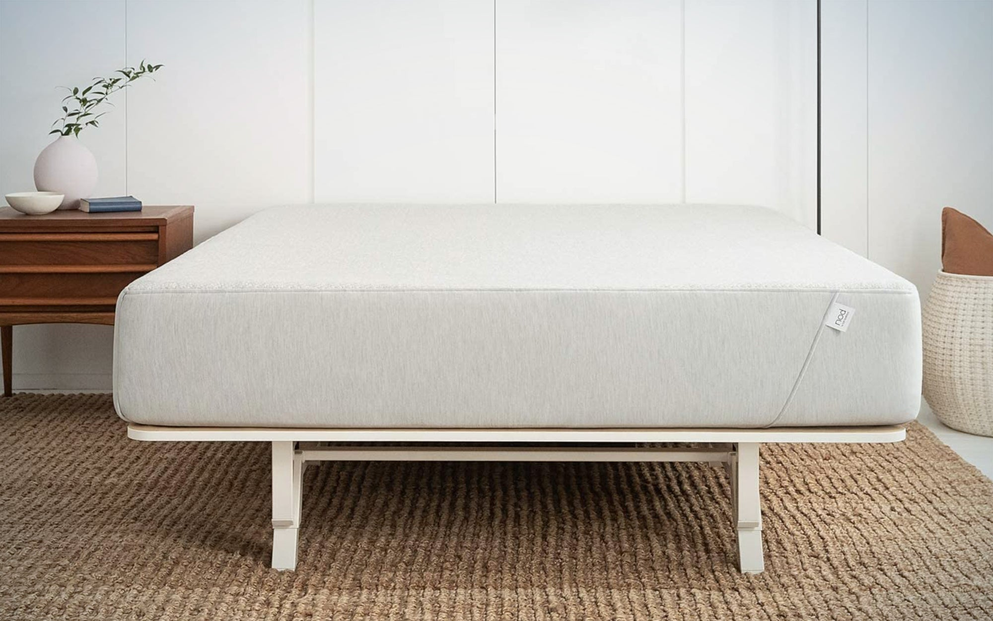 Nod Hybrid by Tuft & Needle, Adaptive Foam and Innerspring 10-Inch Mattress is one of the best mattresses for durability.