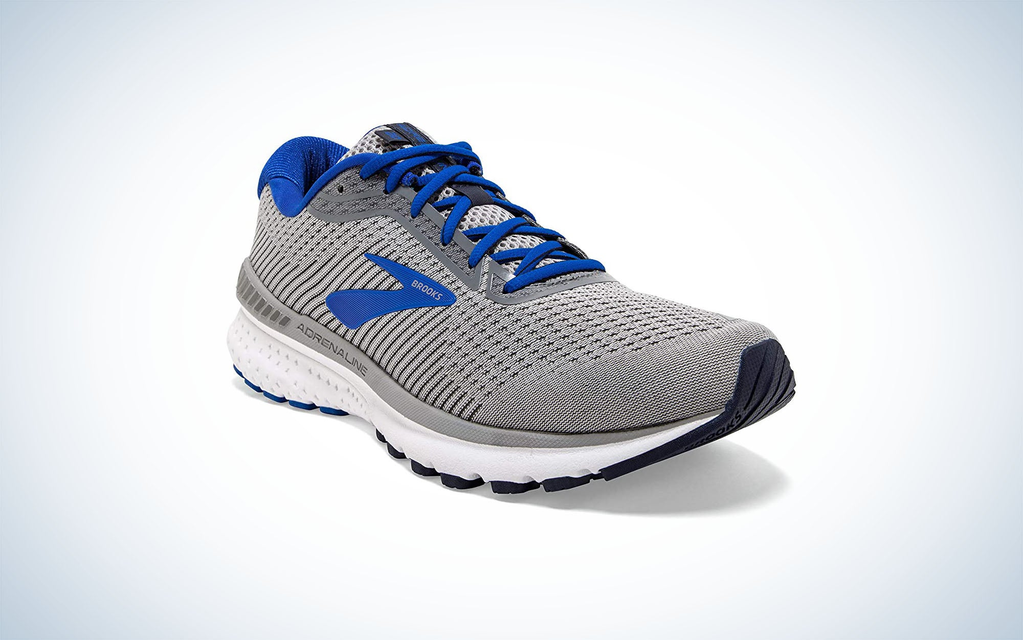 Brooks Men's Adrenaline GTS 20 are some of the best men's running shoes.