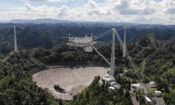 The Arecibo Observatory collapsed this week. What now?