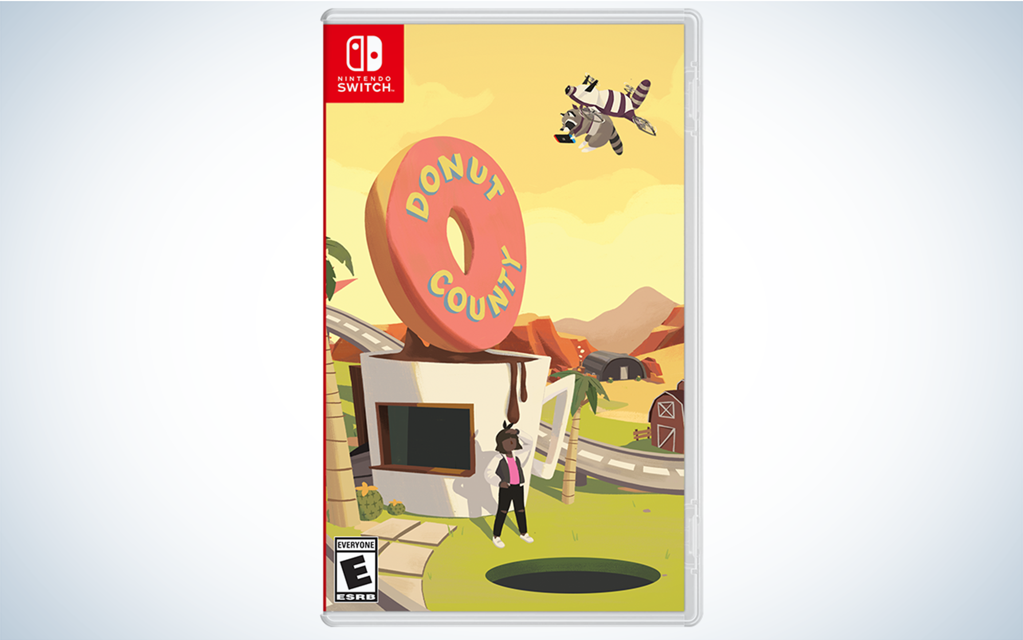 Donut County game box
