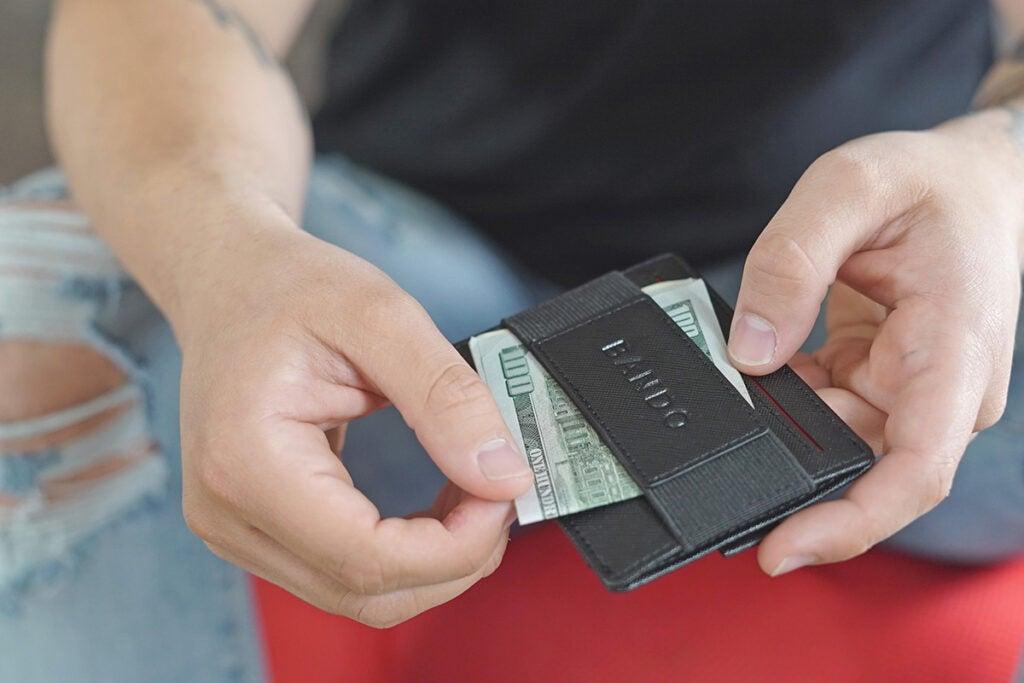 Dash Bando Slim Utility Wallet