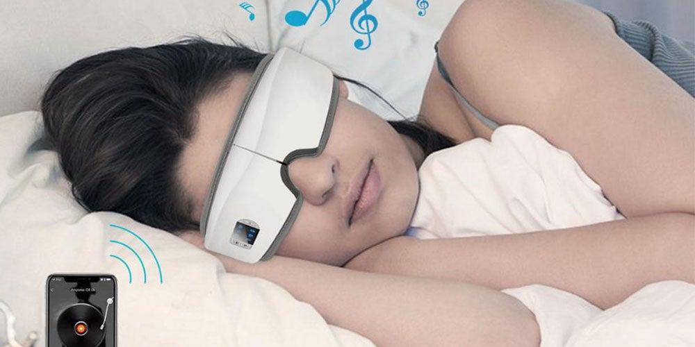 4D Premium Smart Eye Massager