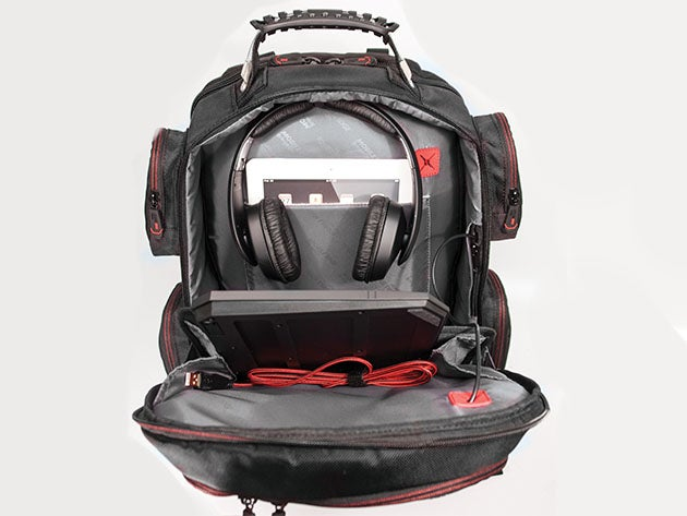 CORE 17″ Gaming Backpack with Molded Panel