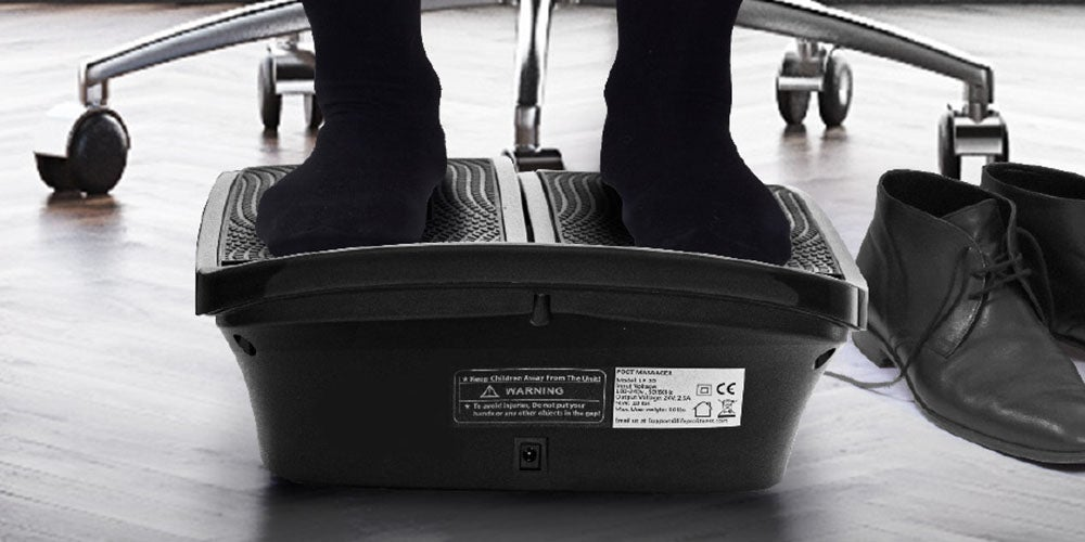 Vitalize Foot Massager Machine