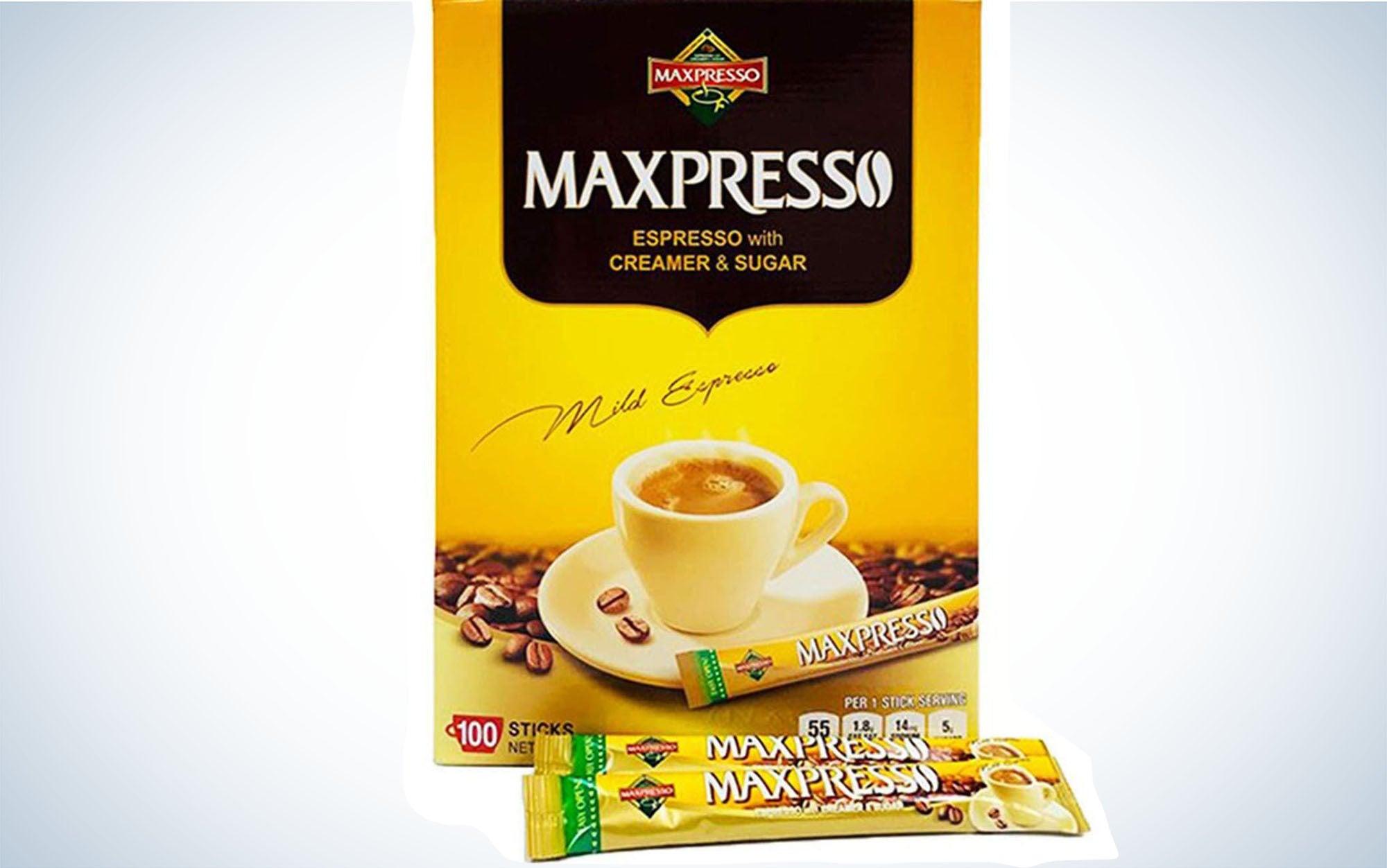 Maxpresso Instant Coffee