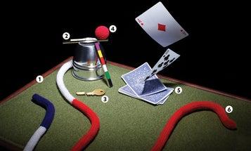 Six magic accessories every beginner needs