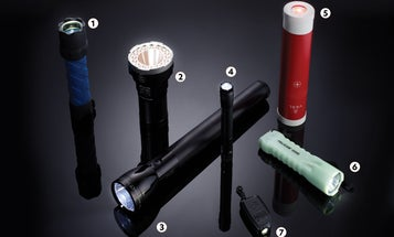 Treat yourself to a flashlight that's not your phone