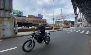 I rode an electric motorcycle for the first time. Here's what I learned.