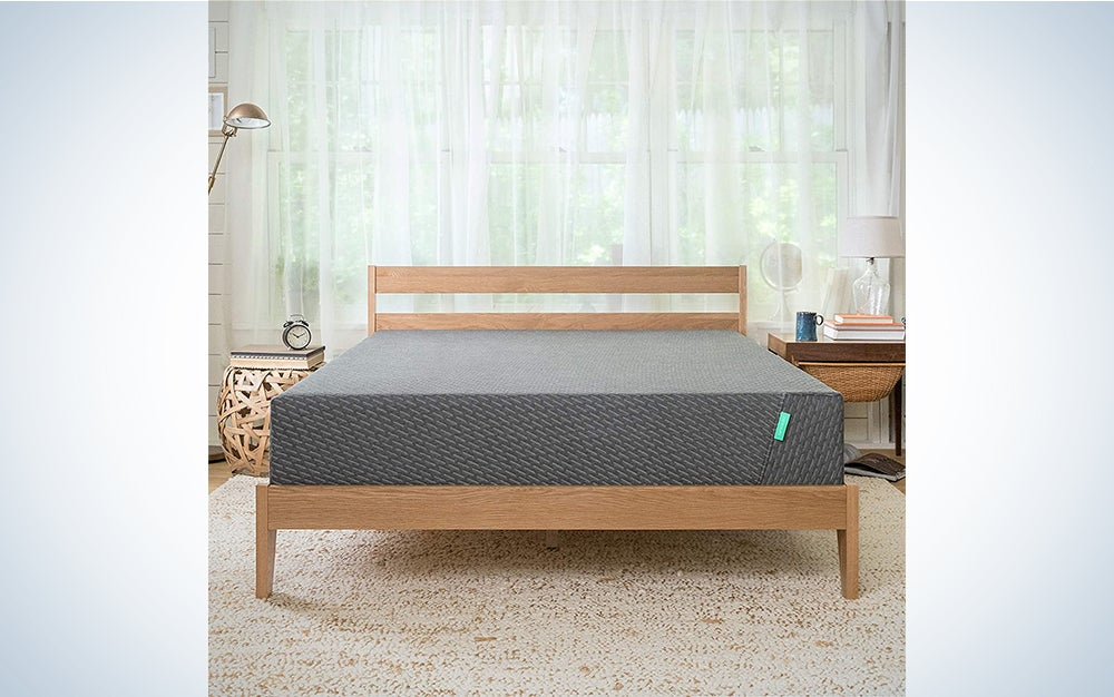 Tuft & Needle Mint Queen Mattress - Extra Cooling Adaptive Foam with Ceramic Gel Beads and Edge Support