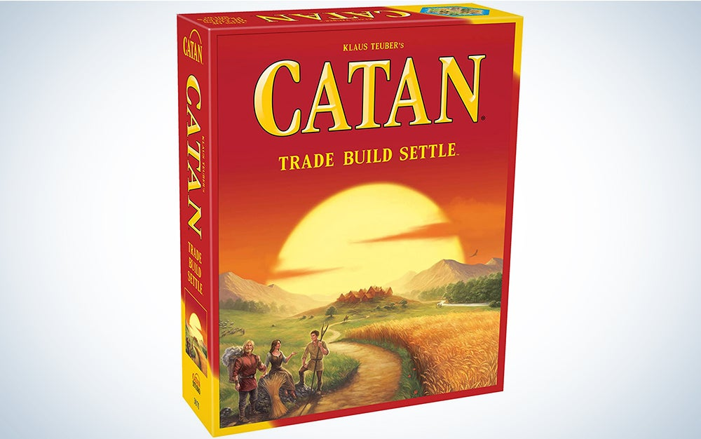 Catan The Board Game is one of the best board games for adults.