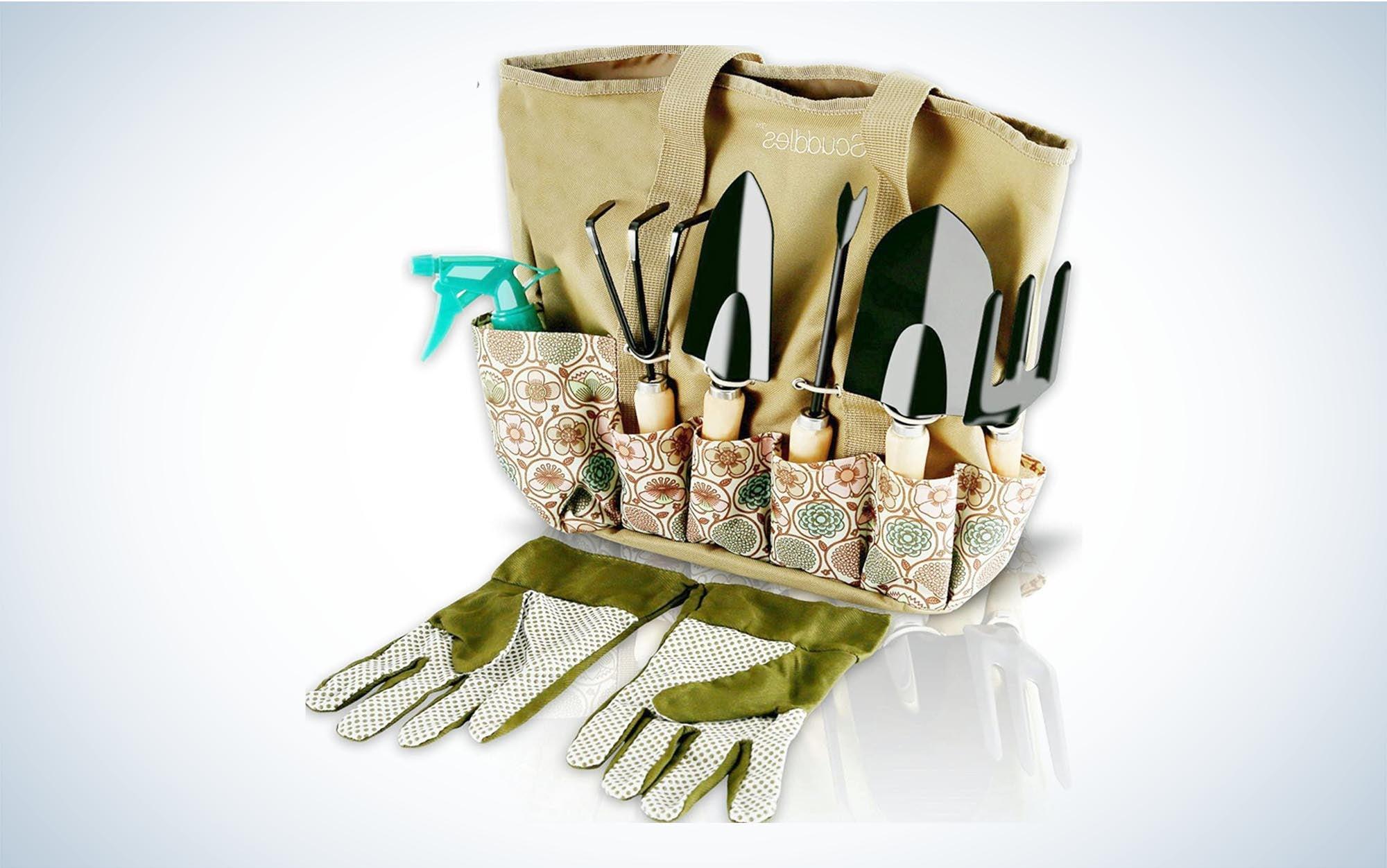 Gardening tool kit