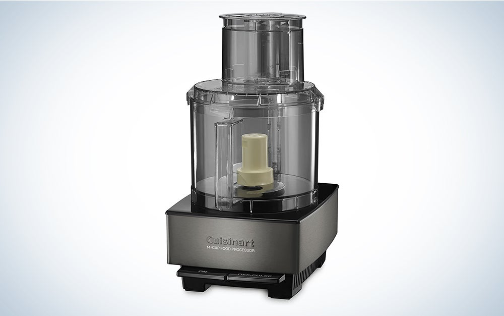 Cuisinart Custom 14 Cup Food Processor is one of the best food processors on the market.