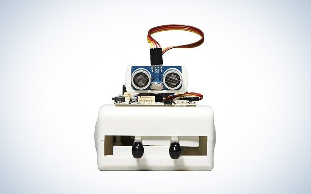 The ArcBotics Sparki Robot Kit is our pick for the best robot kit.