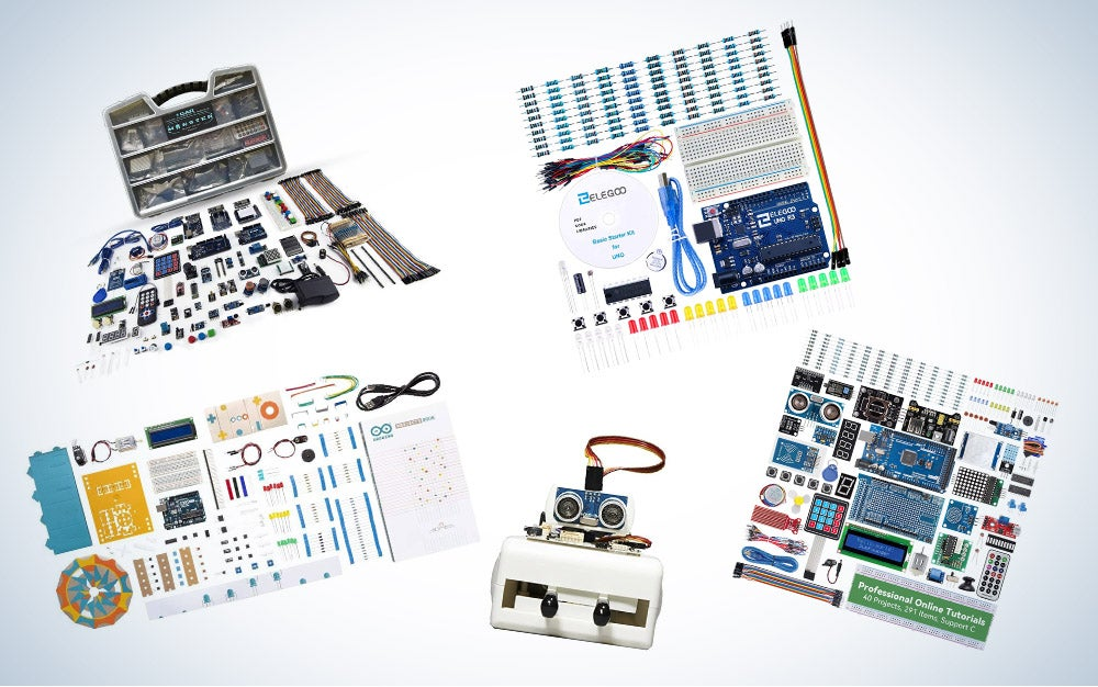 These are our picks for the best Arduino starter kits on Amazon.