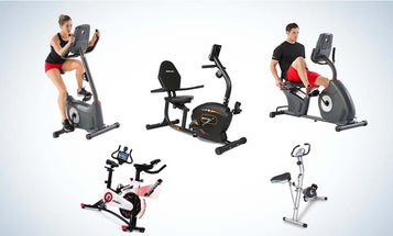 Best exercise bikes to keep your legs moving